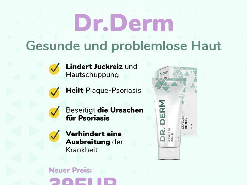 Dr.Derm DE - anti-psoriasis product
