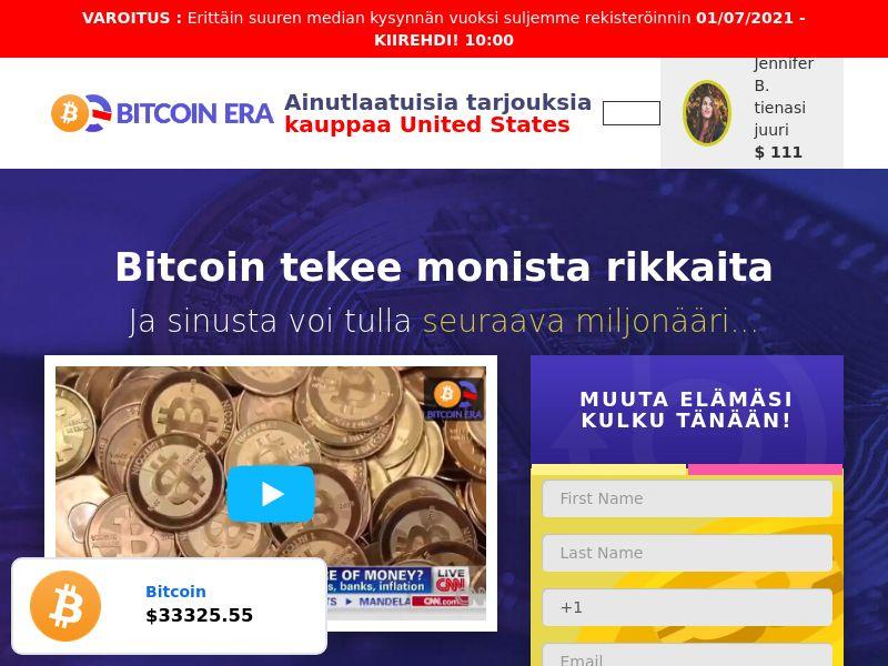 Bitcoin Era Finnish - FI