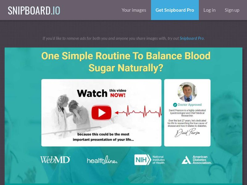 37415 - UK - US - AU - NZ - CA - Nutra - Sugar Balance Alternate Headline 2 (US, CA, UK, AU, NZ) - SS