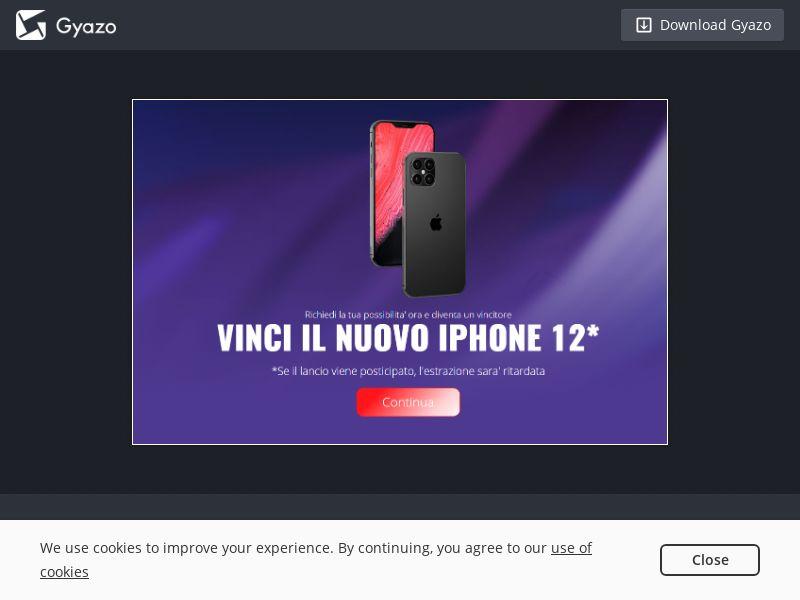 Superdeals - Win iPhone 12 - IT