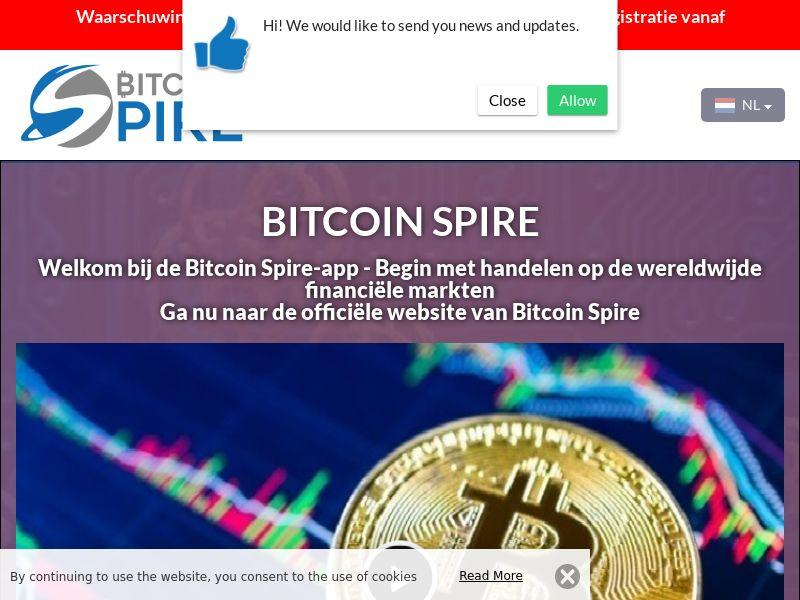 The Bitcoin Spire Dutch 2686