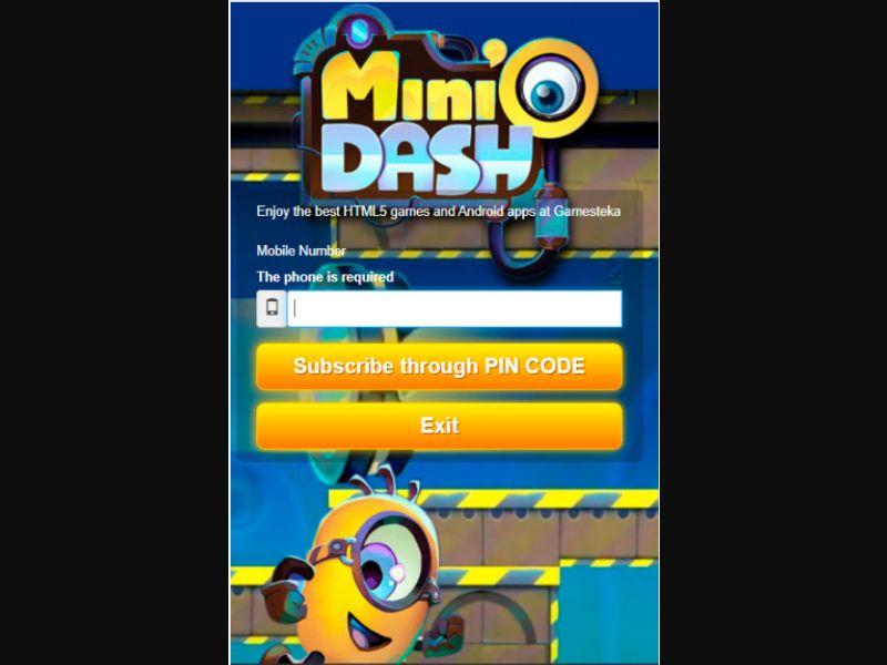 MEGA_mini dash (KE)