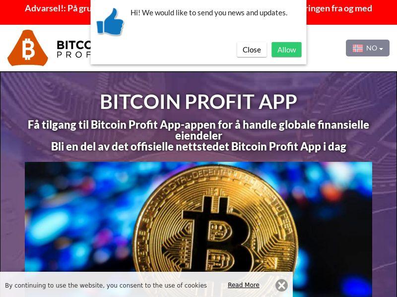 Bitcoin Profit App Norwegian 2849