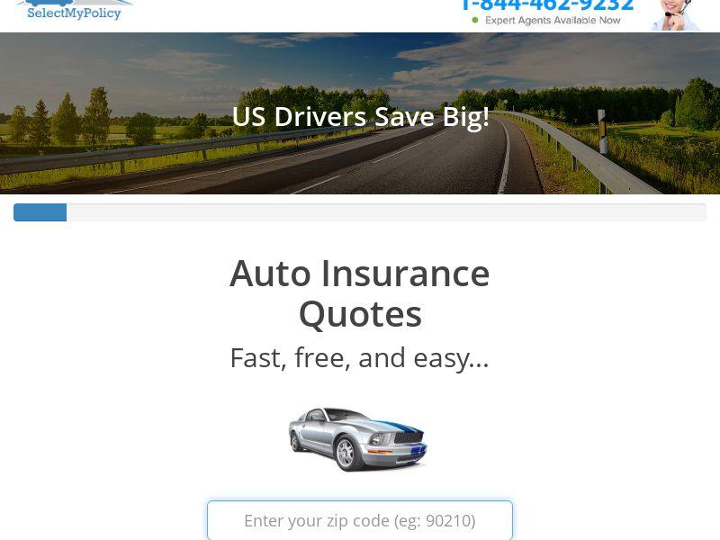 Select MyPolicy i Auto Insurance