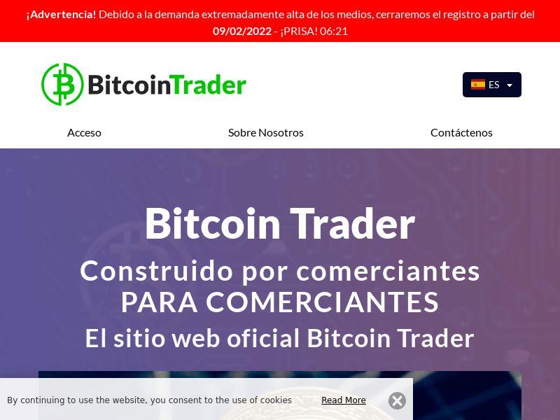The Bitcoin Traders App Spanish 991