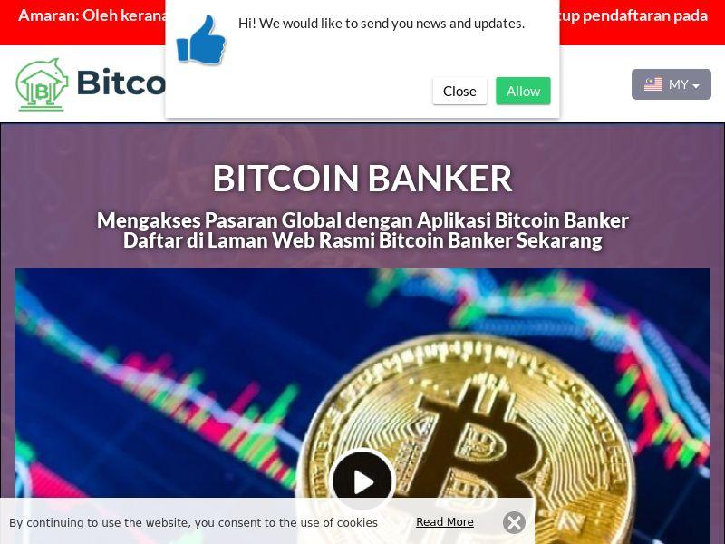 The Bitcoin Banker Malay 2718