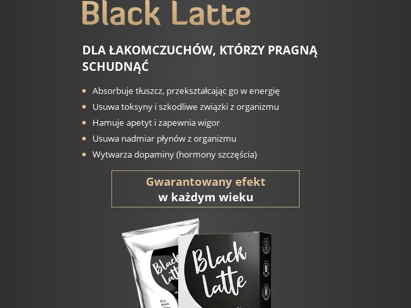Black Latte - PL