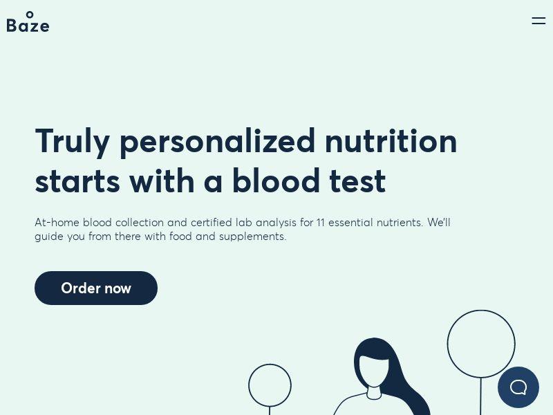Baze Personal Nutrition