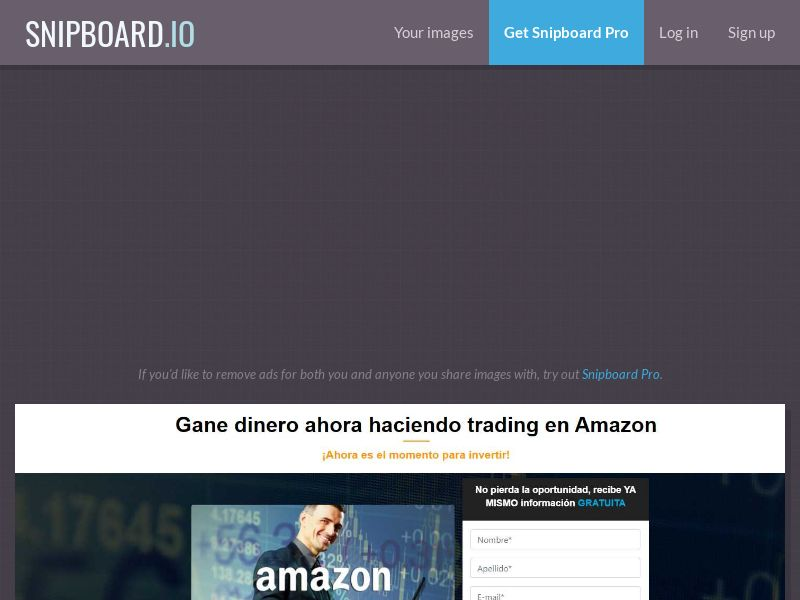 40753 - CL - Trading Amazon - CPL - SOI [Monthly 100 cap]
