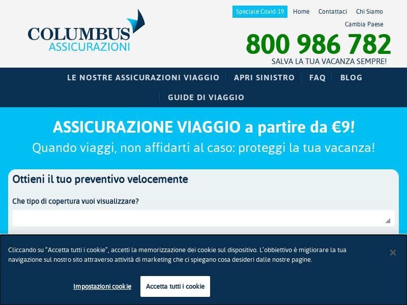 Columbus Assicurazioni IT