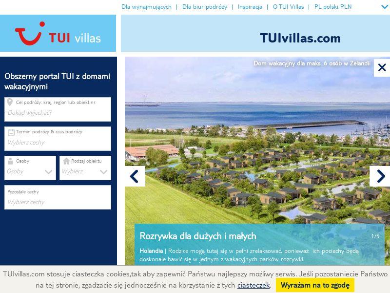 TUI VIllas - PL (PL), [CPS]