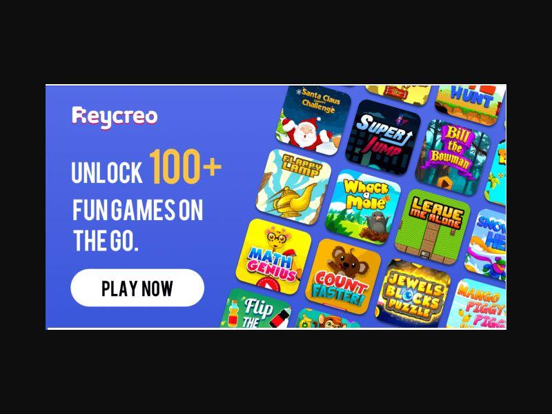ZA-Reycreo Games-MTN - ZA- [2 clicks]