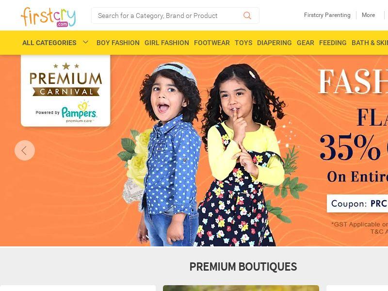 FirstCry.com CPS - India