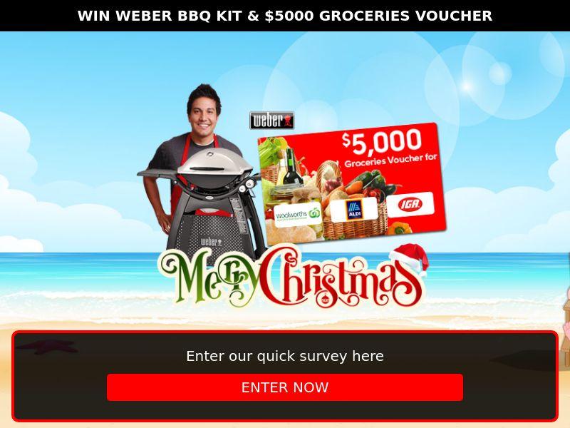 11401) [WEB+WAP] Weber Christmas Edition - AU - CPL