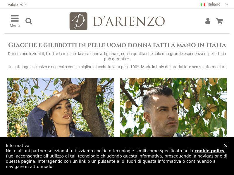 D'arienzo - IT (IT), [CPS]