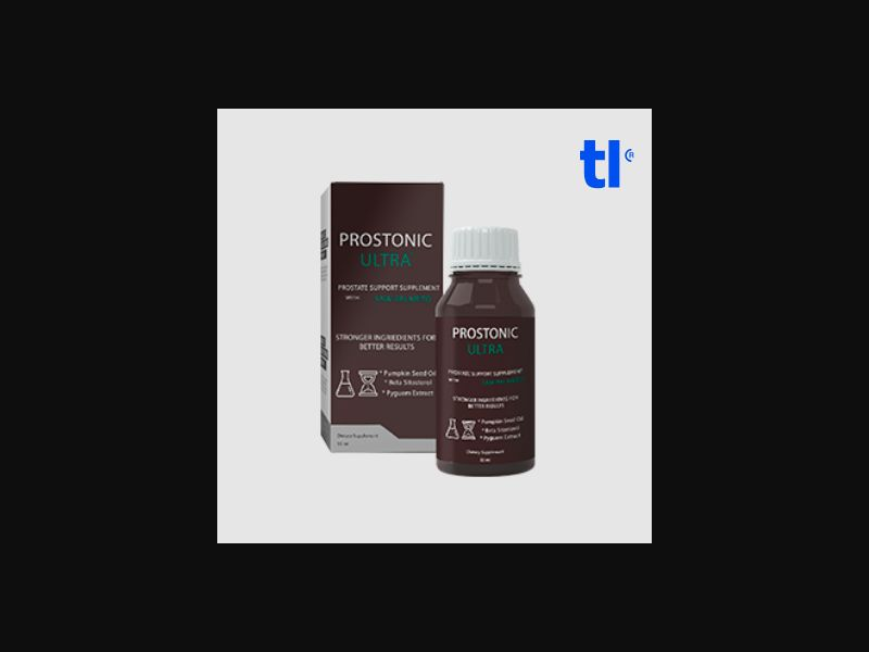Prostonic - health - CPA - COD - Nutra