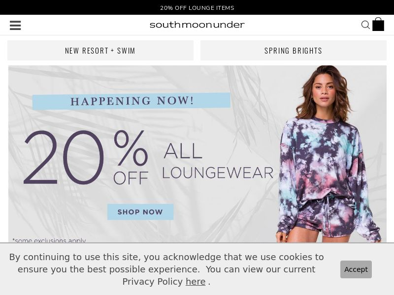 Shop: Southmoonunder (Rev Share)   US