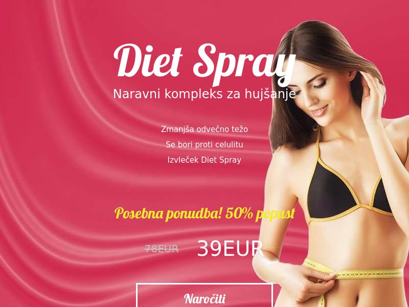 Diet Spray SI - weight loss treatment