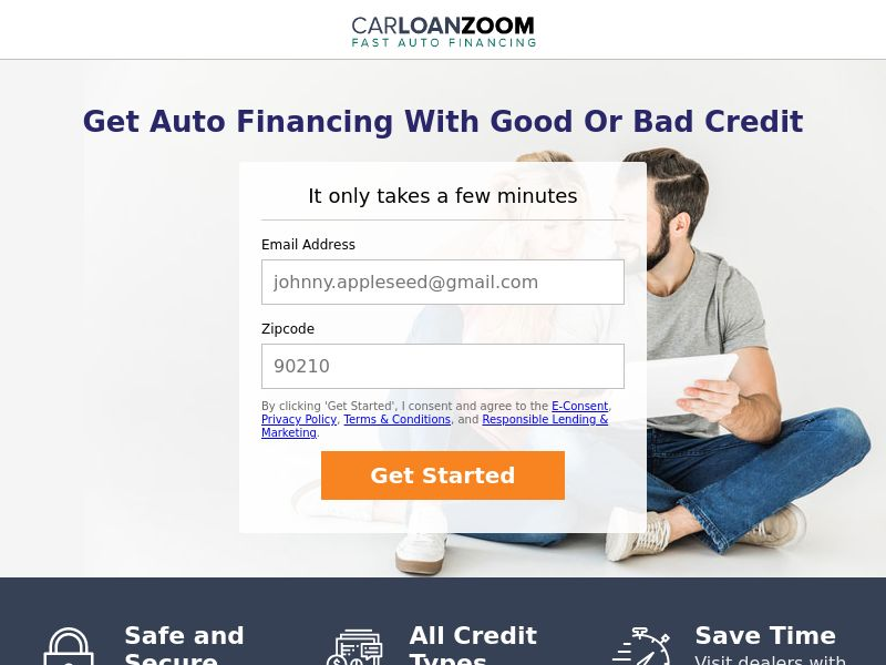 CarLoanZoom (US) (CPL) (Personal Approval)