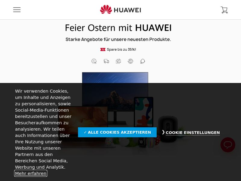 Huawei - DE (DE), [CPS], Appliances and Electronics, Telephones and accessories, Audio and video, Sell, shop, gift