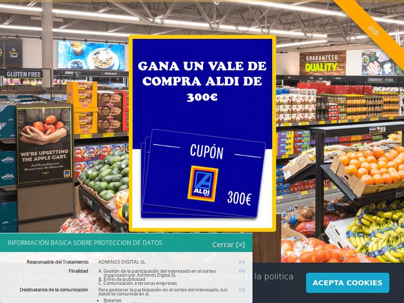 Carrefour 500 euro voucher (ES), [CPL], Health and Beauty, Food, Lotteries and Contests, Single Opt-In, coronavirus, corona, virus, keto, diet, weight, fitness, face mask, paypal, survey, gift, gift card, free, amazon
