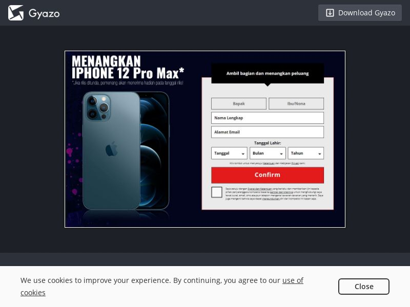 Win iPhone 12 Pro (ID) (CPL)