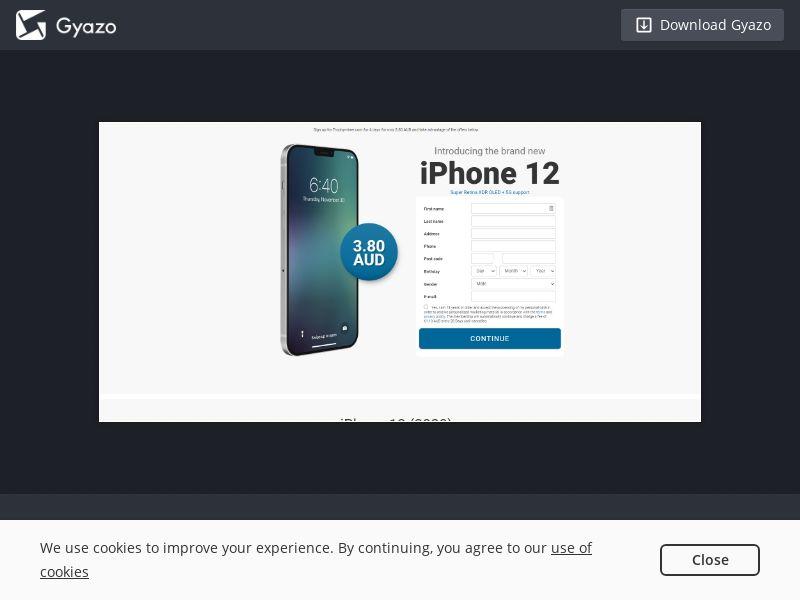 iPhone 12 AU   CC Sub