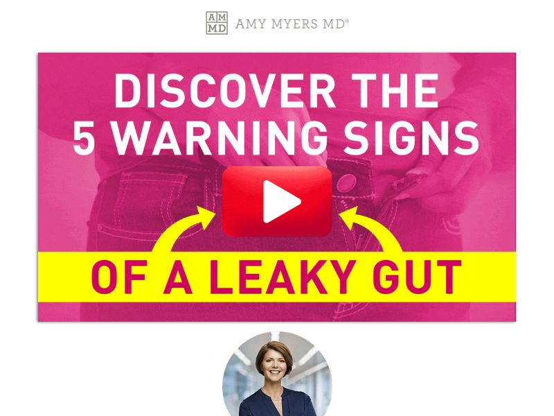 Amy Myers Leaky Gut Revive SS - US/INTL