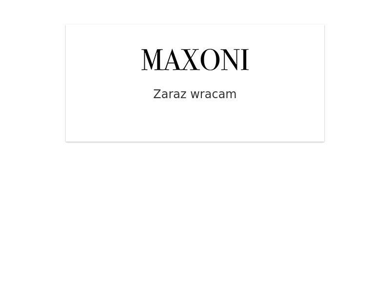 Maxoni - PL (PL), [CPS]