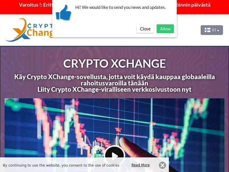 Crypto XChange Finnish 3340