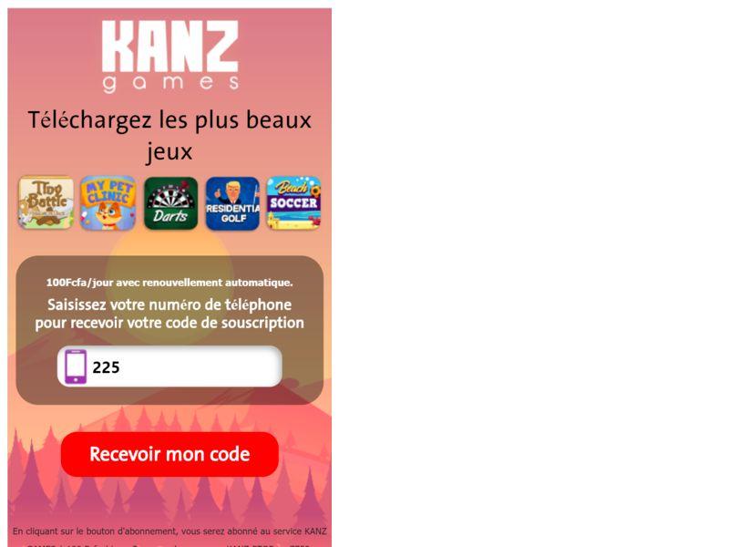 Kanz Ivory V3 Orange