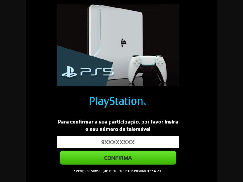PS5 ALL (PT)