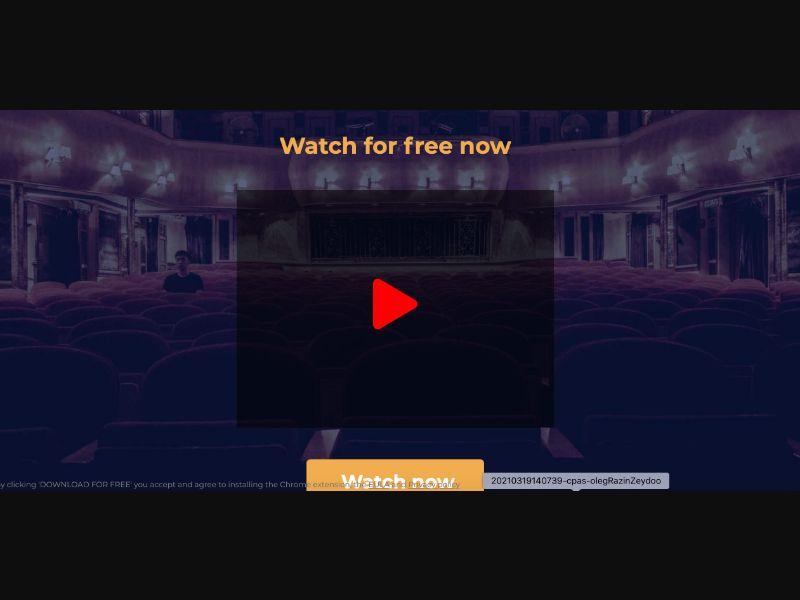 Watch for Free Chrome [DE] - CPI