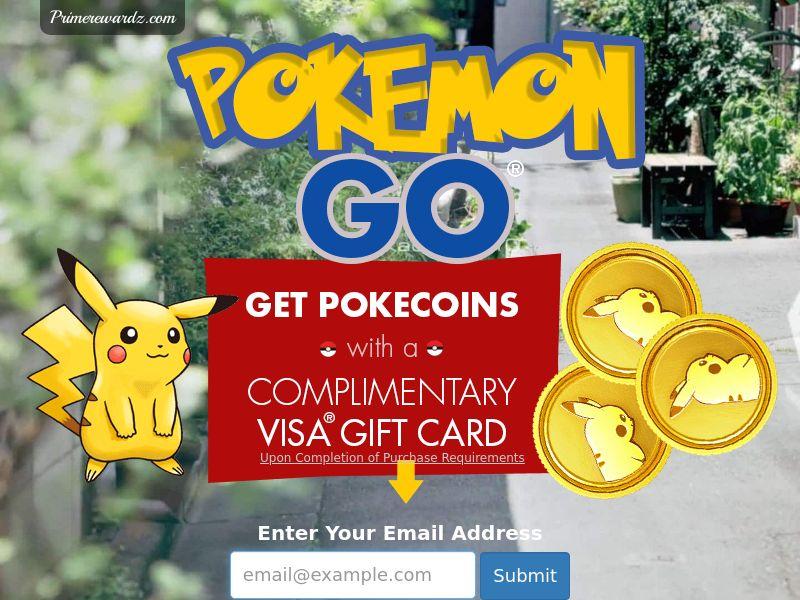 Primerewardz Pokemon GO - INCENT - US