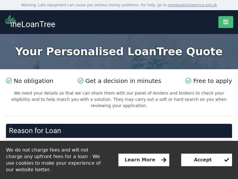 The Loan Tree - UK - CPL