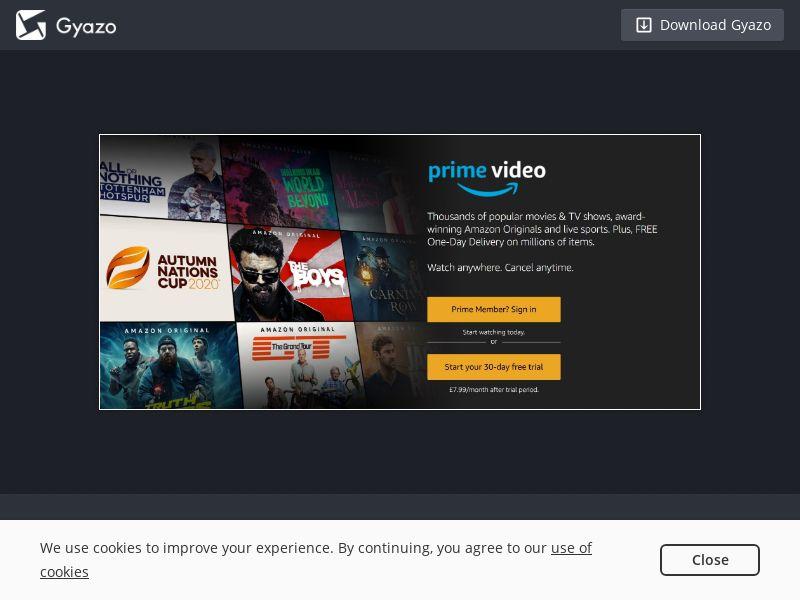Amazon Prime Video UK | SOI
