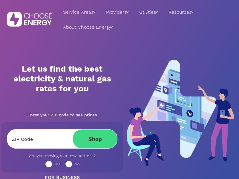 Choose Energy CPA [US]