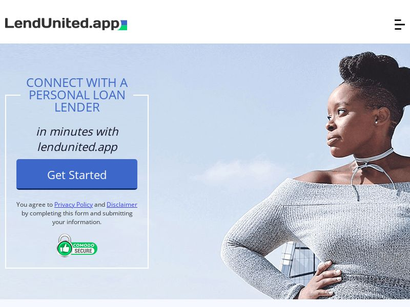lendunited.app - Personal Loan US Revshare (e-mail only)