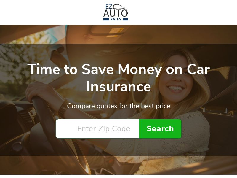 EZ Auto Rates (CPL) (US) (Email Only)