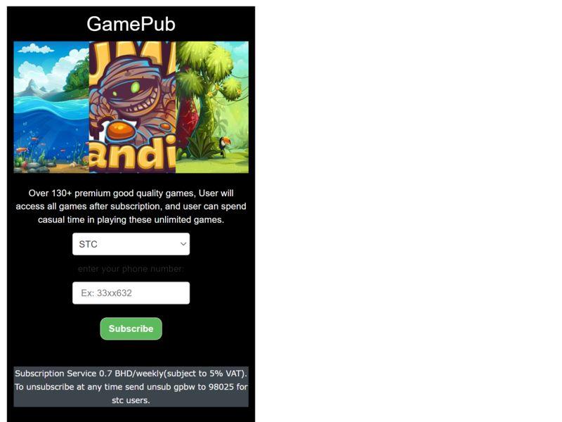GamePub Viva