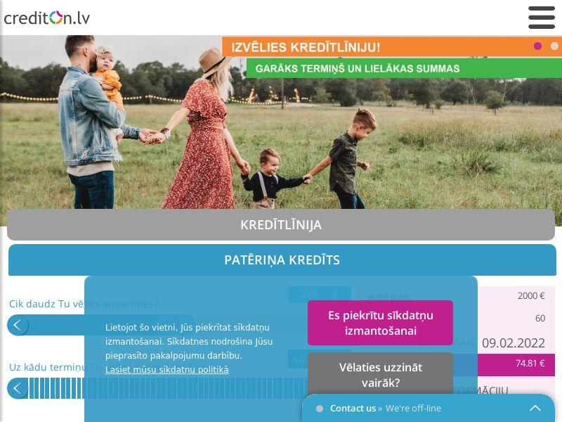 crediton (crediton.lv)