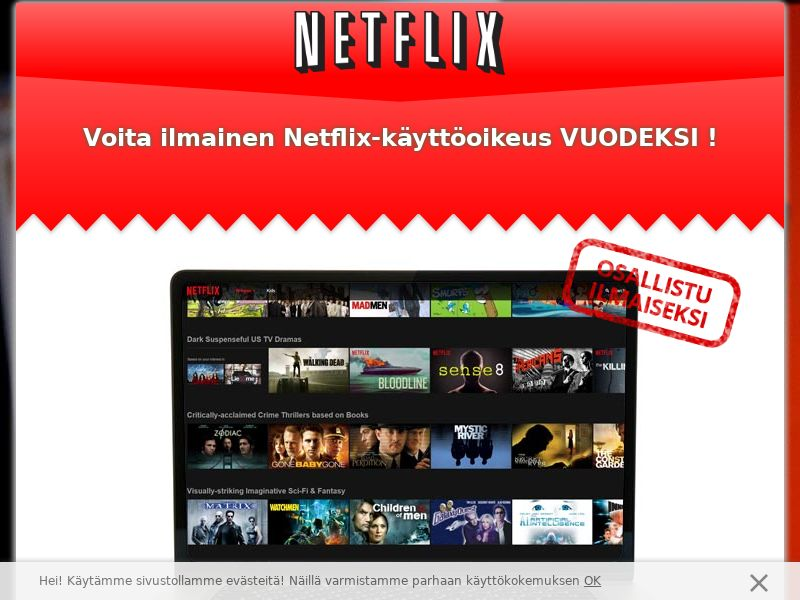 Netflix [FI]|SOI| Responsive