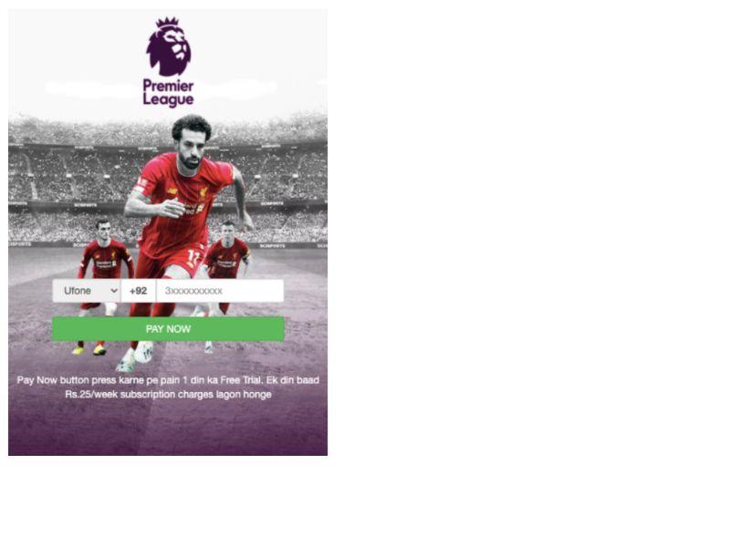 Watch Sports PSL Telenor