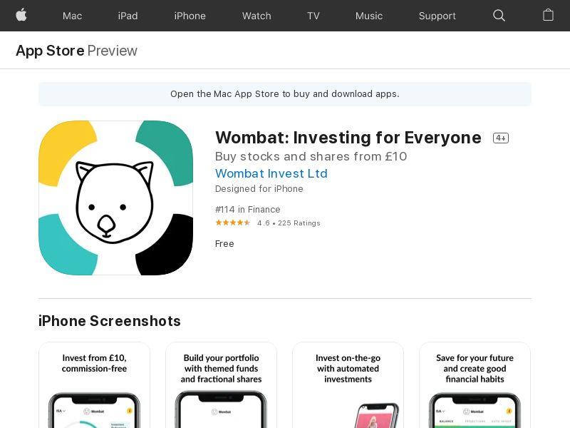 Wombat_iOS_UK (FTD=ISA Investment)