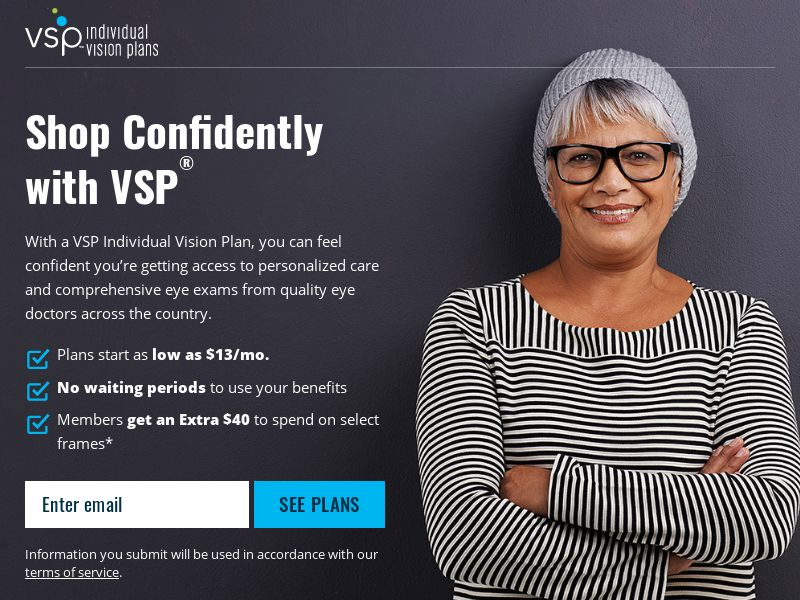 VSP - Individual Vision Insurance Plans & Coverage - CPL | US