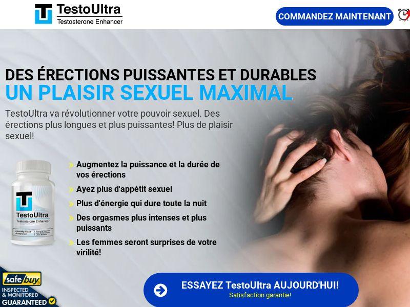TestoUltra LP01 - French