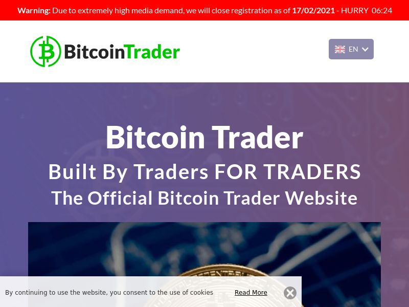The Bitcoin Traders - NO (NO), [CPA], Business, Investment platforms, Cryptocurrencies, Deposit Payment, bitcoin, cryptocurrency, finance, money