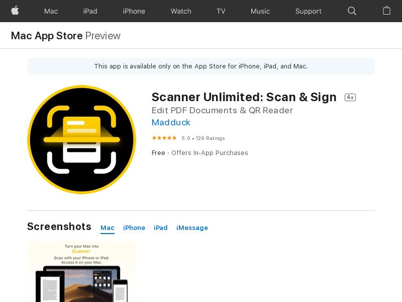 Scanner Unlimited_ US,UK,DE,FR,IL,IN,DK,NO,JP,AU,CA,CH,SA,KR_IOS_Non - Incent_ [CPA]