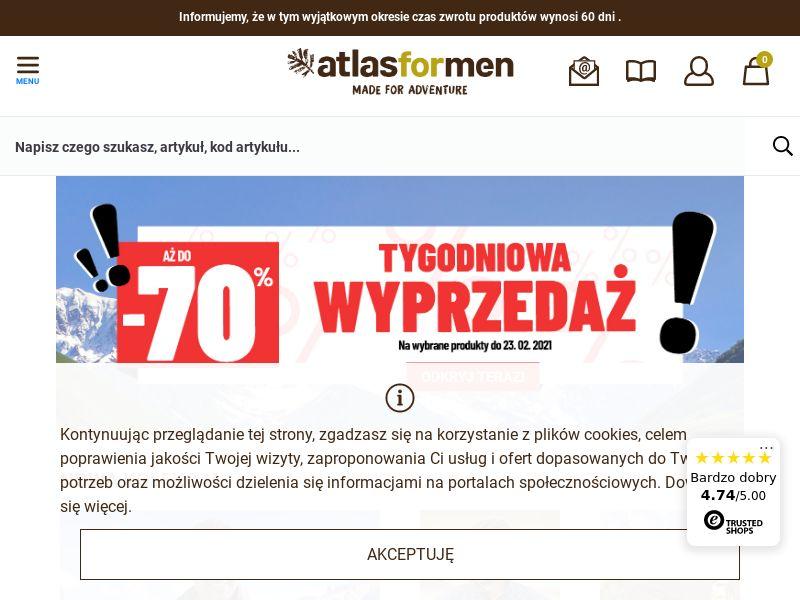 Atlas for Men - PL
