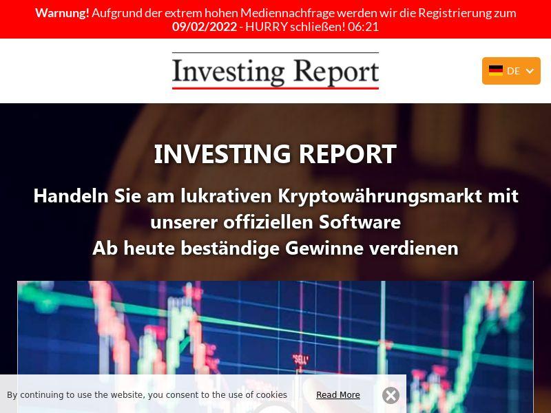 Investing Report German 1378